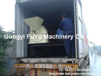 Fu Yu vertical dryer & slime dryer sent to site Hangzhou